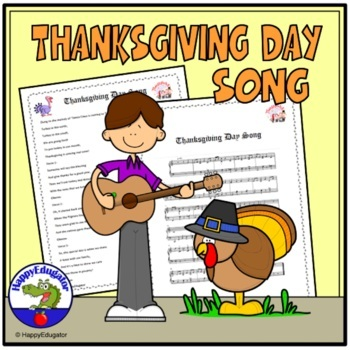 Thanksgiving Day Song