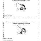 Thanksgiving Dinner Early Reader
