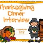 Thanksgiving Dinner Interview