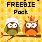Thanksgiving Freebie Pack