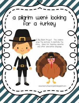 Thanksgiving Fun, Language Arts Lessons for Early Primary