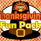 Thanksgiving Fun Pack for Primary Grades