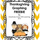 Thanksgiving Graphing Freebie (MD4)