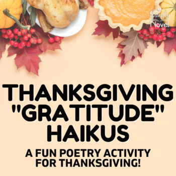Thanksgiving Haikus