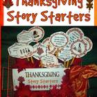 Thanksgiving: Harvest Days and November Story Starters {Co