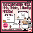Thanksgiving Hink Pinks, Hinky Pinkies, & Hinkity Pinkities