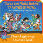 Twas the Night Before Thanksgiving- by Pilkey