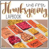 FestiveFriday Thanksgiving Lapbook { with 12 foldables } G