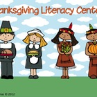 Thanksgiving Literacy Centers (4)