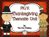 Thanksgiving Thematic Unit ~ PK/K