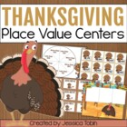 Thanksgiving Place Value with Mr. Turkey