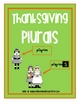 Thanksgiving Plurals