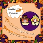 Thanksgiving Preparations Fraction Problem