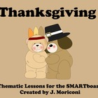 Thanksgiving SMARTboard Activities and Attendance