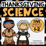 Thanksgiving Science:  A Feast of Five Fun Investigations {K-3}