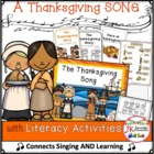 Thanksgiving Song! Shared Reading Singable {CCSS}