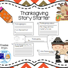 Thanksgiving Story Starter