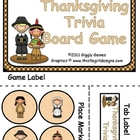 Thanksgiving Trivia Board Game