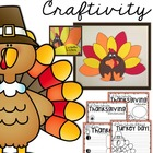 Thanksgiving Turkey Craftivity