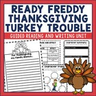 Thanksgiving Turkey Trouble Guided Reading Unit by Abby Klein