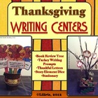 Thanksgiving Writing Centers