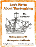 Thanksgiving Writing Lessons & Activities | 5 Full Days of