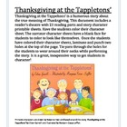 Thanksgiving at the Tappletons' Reader's Theatre