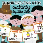 Thanksgiving kids craftivity