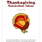 Thanksgiving unit