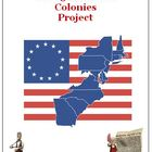 The 13 Colonies and Revolutionary War: Activities, Project