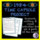 The 1984 (Nineteen Eighty-Four) Time Capsule