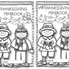 The 1st Thanksgiving Differentiated Mini Books & More