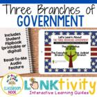 The 3 Branches of Government Introduction Activity