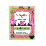 The 3 Little Pigs Retell Cards