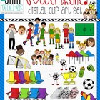 The 3AM Teacher: Soccer Themed Graphics (96 Graphics!!)
