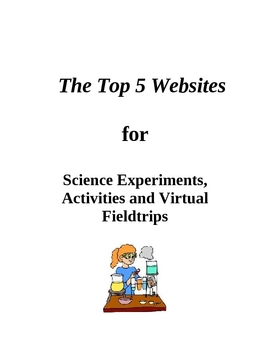 The 5 Top Websites for Science Teachers