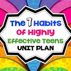 The 7 Habits of Highly Effective Teens Unit Plan