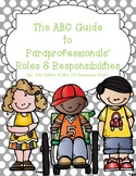 Special Education:The ABC Guide to Paraprofessionals' Role