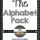 The Alphabet Pack