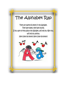The Alphabet Rap
