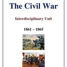 The American Civil War Interdisciplinary Unit - Activities