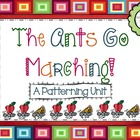 The Ants Go Marching {A Patterning Unit}
