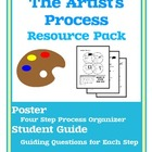 The Artist's Process: Graphic Poster & Student Questioning Guide