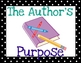The Author&#039;s Purpose Posters