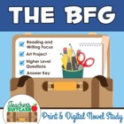 The BFG {23 Pages of Comprehension Questions & 23 Pages of