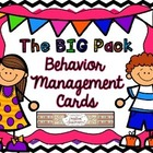 The BIG PACK {Behavior Management Cards}
