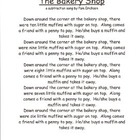 The Bakery Shop- a subtraction song