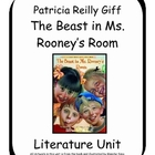 The Beast in Ms. Rooney's Room by Patricia Reilly Giff Lit