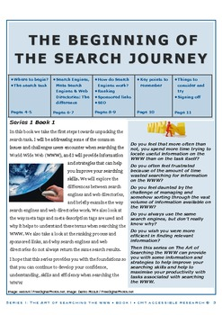 The Beginning of the Search Journey: The Art of Searching the WWW