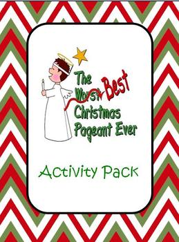 The Best Christmas Ever Activity Pack